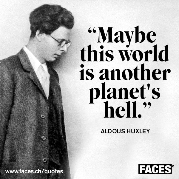 Emo Quotes About Suicide: Maybe This World Is Another Planet's Hell.