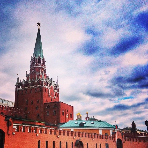 Кремль / The Kremlin in Москва