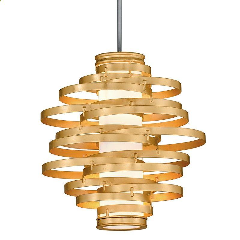 Vertigo Pendant Corbett Lighting