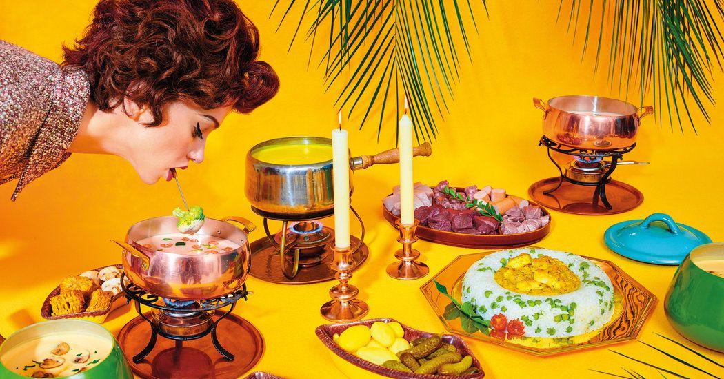 Betty Crocker's Absurd, AtomicAge Creations