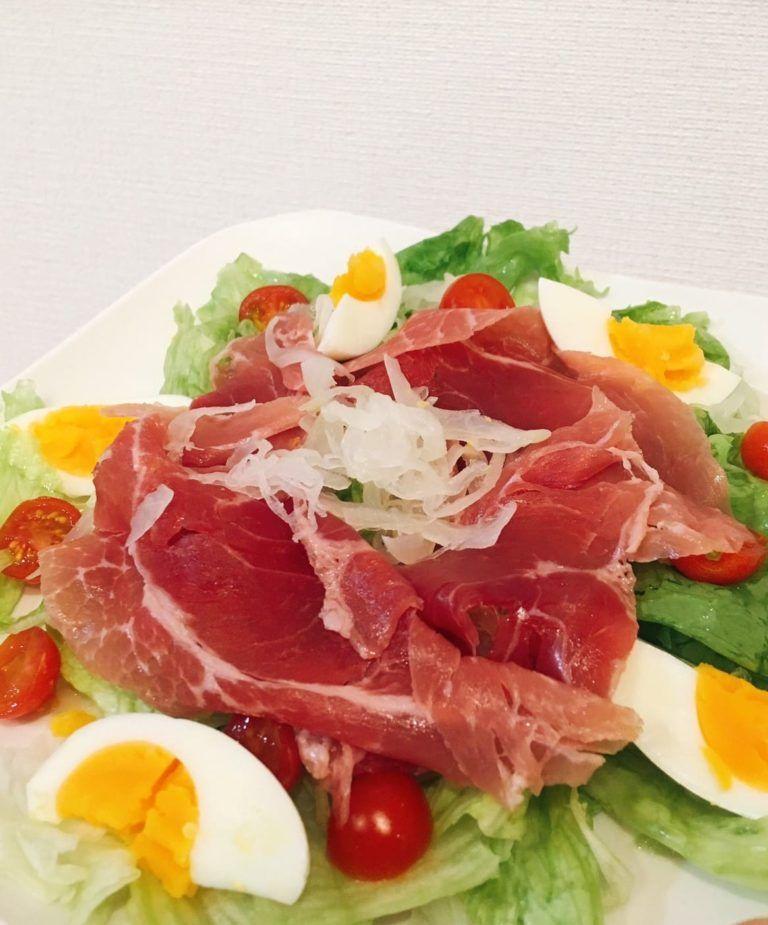 スーパー ハム 業務 生 業務スーパーのピザ生地で作るレシピ3選・本格派の味をお手軽に!