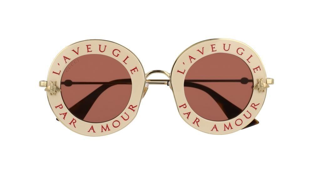 9aebc6dbeb5 Gucci Fashion Inspired GG0113S Sunglasses