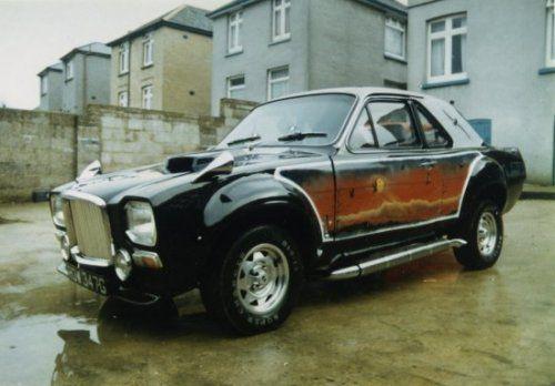 MK1 Escort - 70's custom