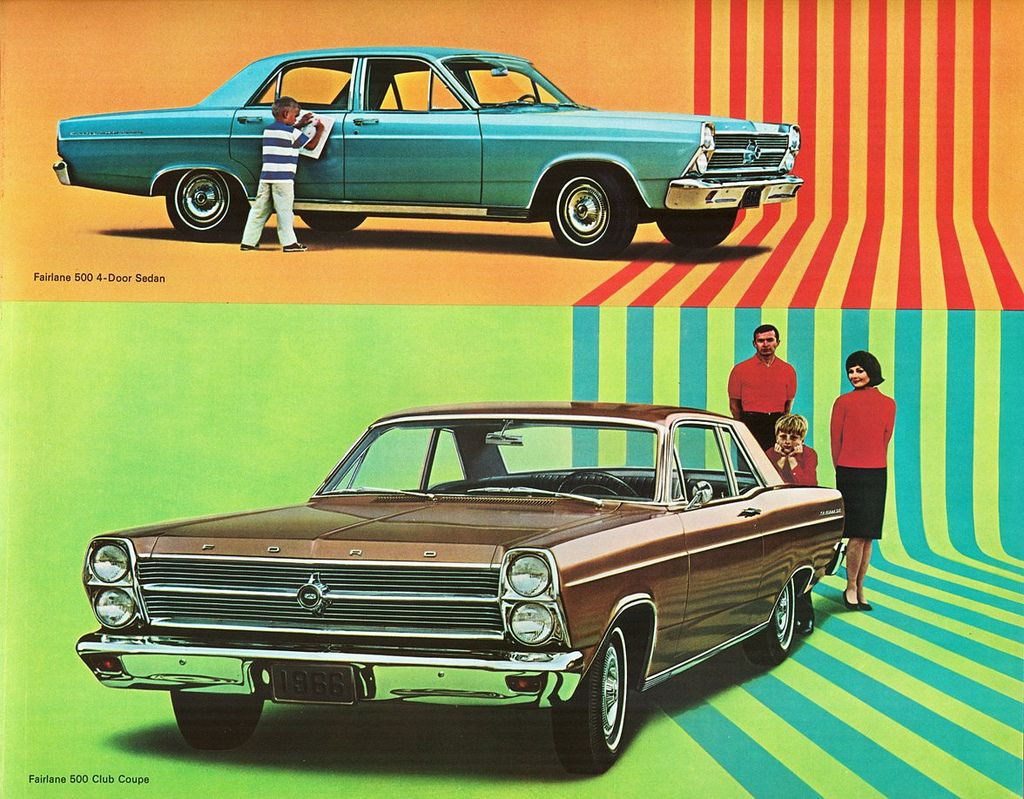This was first car! 1966 Ford Fairlane!