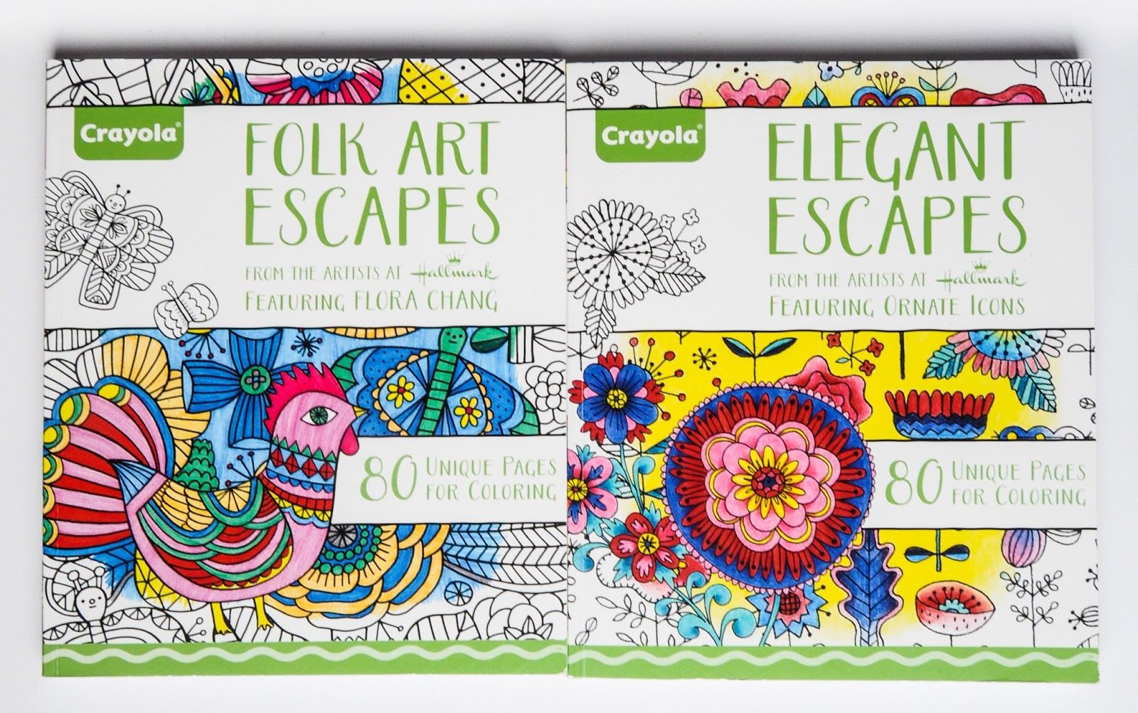 pics Crayolas New Coloring Books for Adults Are Now Available