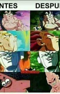 Dragon Ball Super Memes XD #2