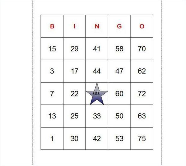 Cómo Diseñar Cartones Para Jugar Bingo En Excel En 7 Pasos Techlandia Bingo Cards Bingo Cards
