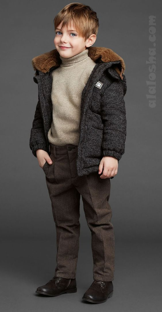 15+ Cutest Winter Fashion for Kids