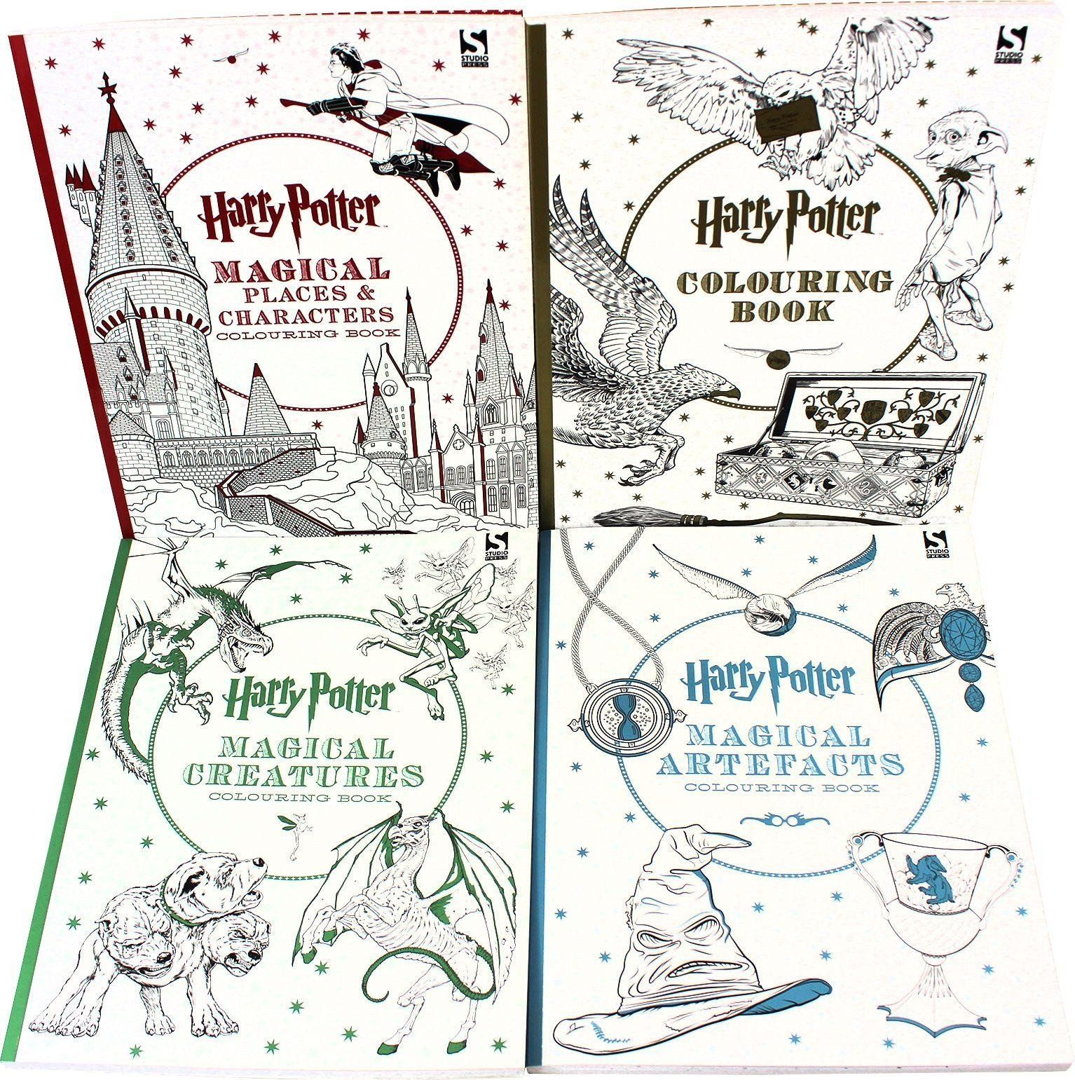 Harry Potter Coloring Book Luxury Coloring Pages Splendi Harry Potter Magical Places Ch Harry Potter Coloring Book Coloring Books Harry Potter Coloring Pages