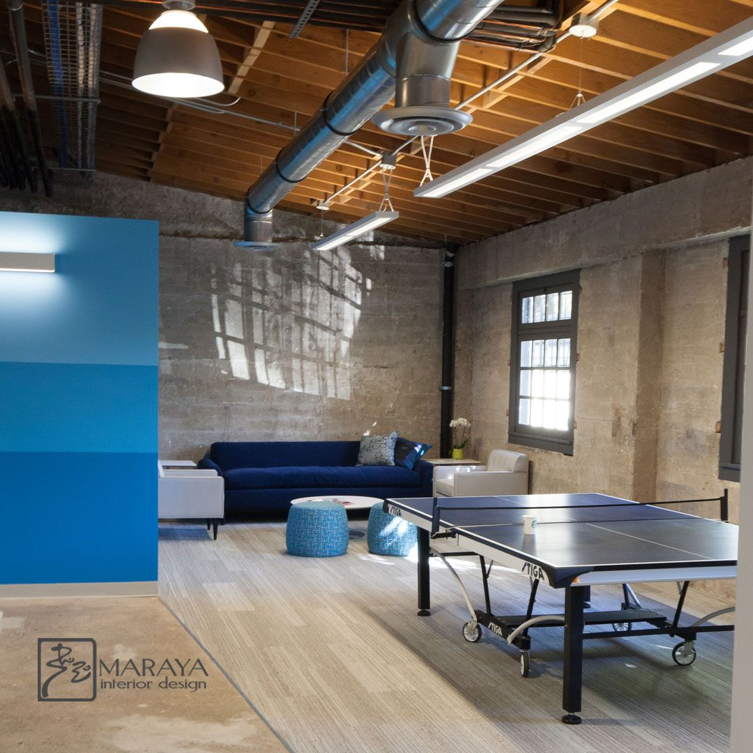 Work Place Play Space, by Maraya Interior Design. Concrete ...