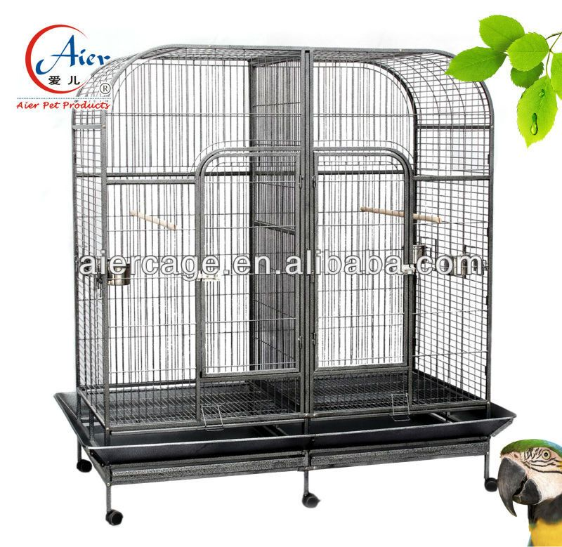 Double Large Parrot Bird Cages For Sale , Find Complete Details ...