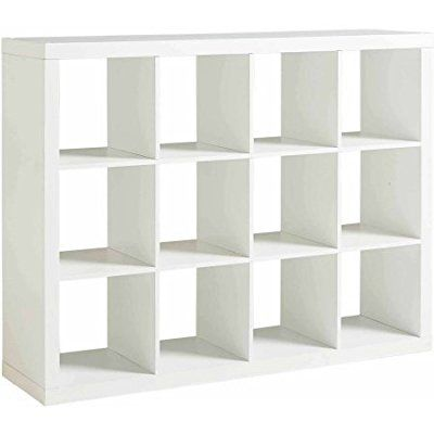 Better Homes And Gardensbh15 084 199 09 12 Cube Organizer White Color Cube Storage Cube Storage Unit Cube Organizer
