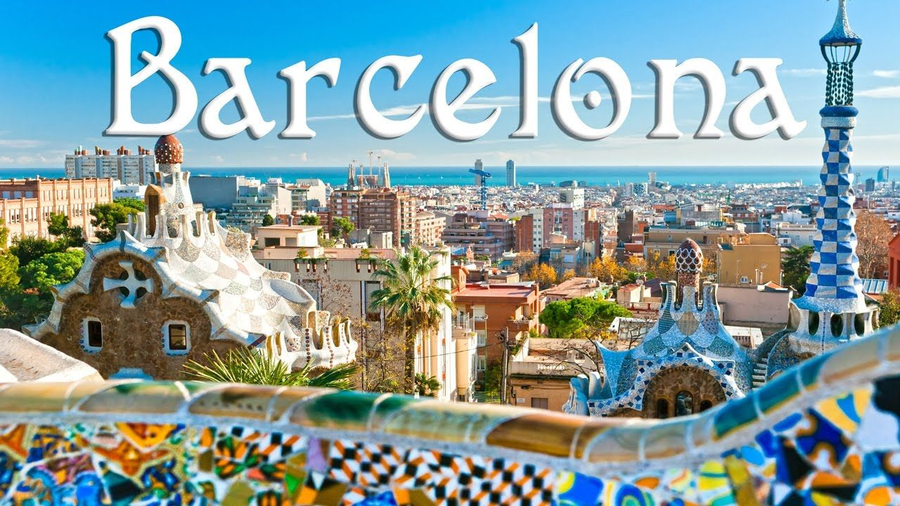 Top 10 Things To Do In Barcelona Spain Travel Guide Youtube