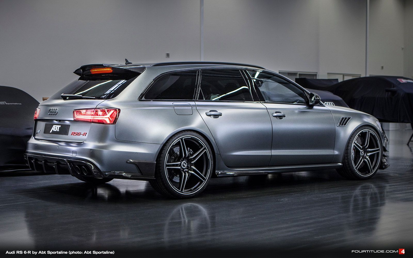 Audi rs 6 r avant by abt sportsline