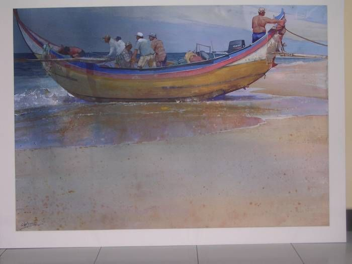 pescadores portugueses