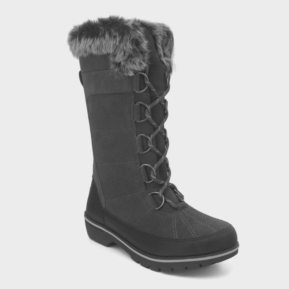 a10aaf4065331 Block out cold and snow with the Ruthie Tall Functional Winter Boots from  C9 Champion.