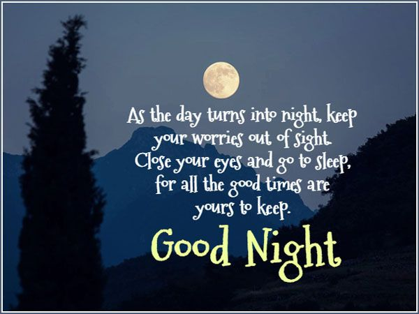 Pin By Messages Collection On Good Night Quotes Wallpapers