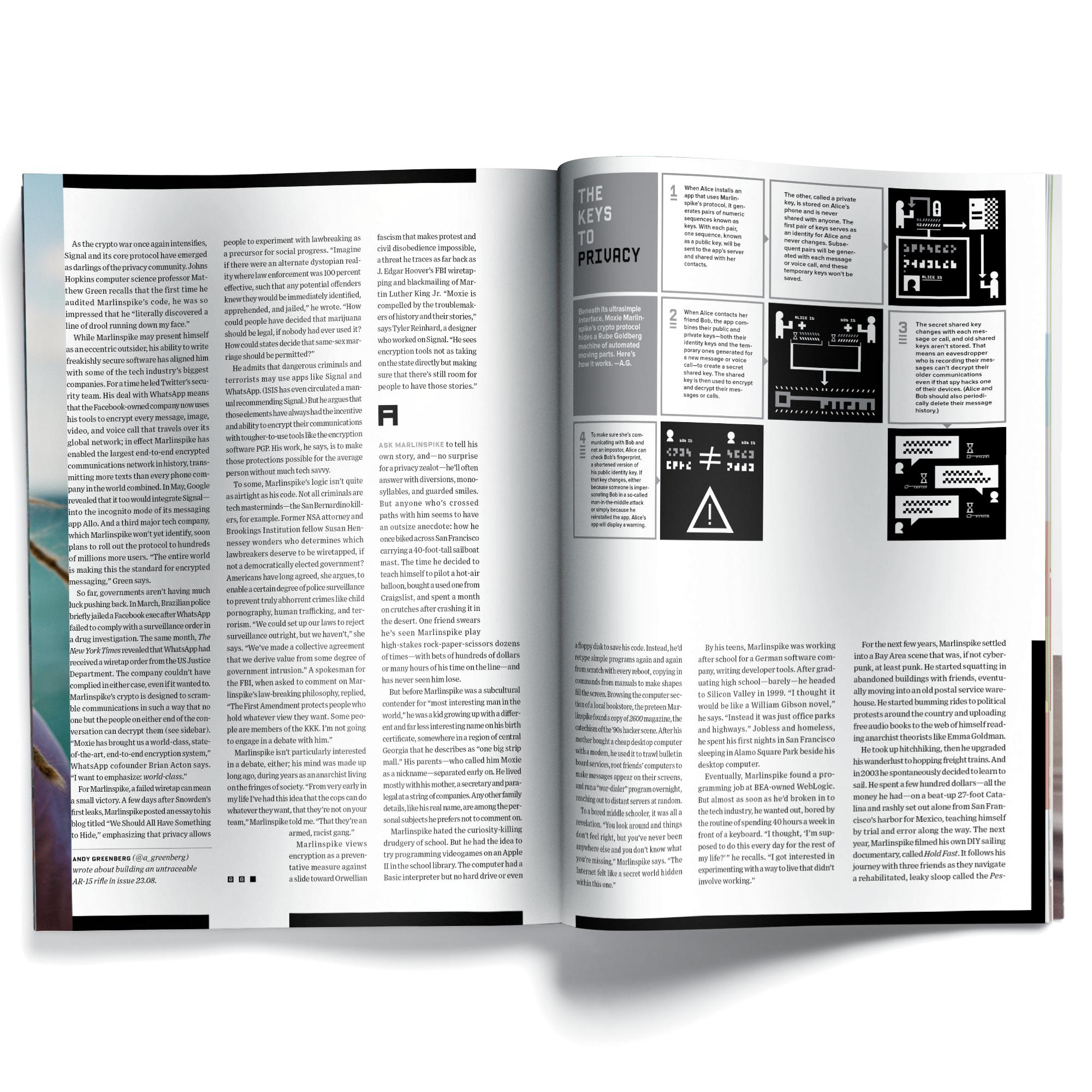 Enchanting Scott Wired Magazine Model - Electrical Diagram Ideas ...