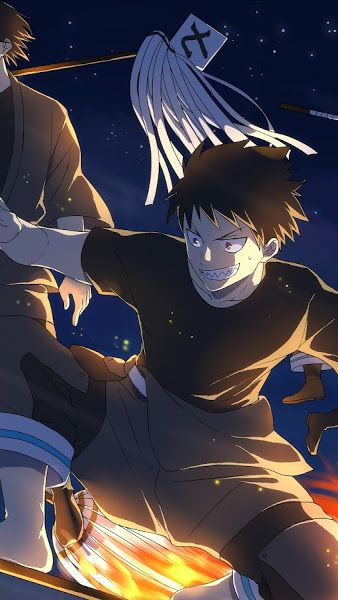 Fire Force Shinra Benimaru Arthur 4k 3840x2160 Wallpaper Shinra Kusakabe Anime Kingdom Hearts Art Choose your favorite wallpapers, and even use many freeaddon new tab along with this one, not just fire force (enen no shouboutai). fire force shinra benimaru arthur