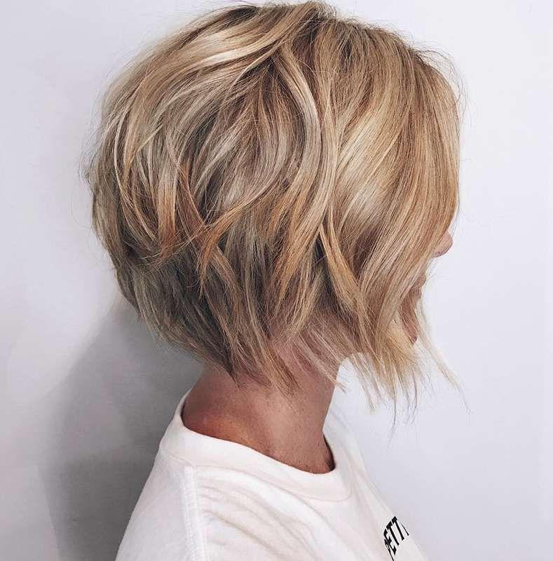 Short hairstyles for 2018 10 hair nails makeup - Melenas muy cortas ...