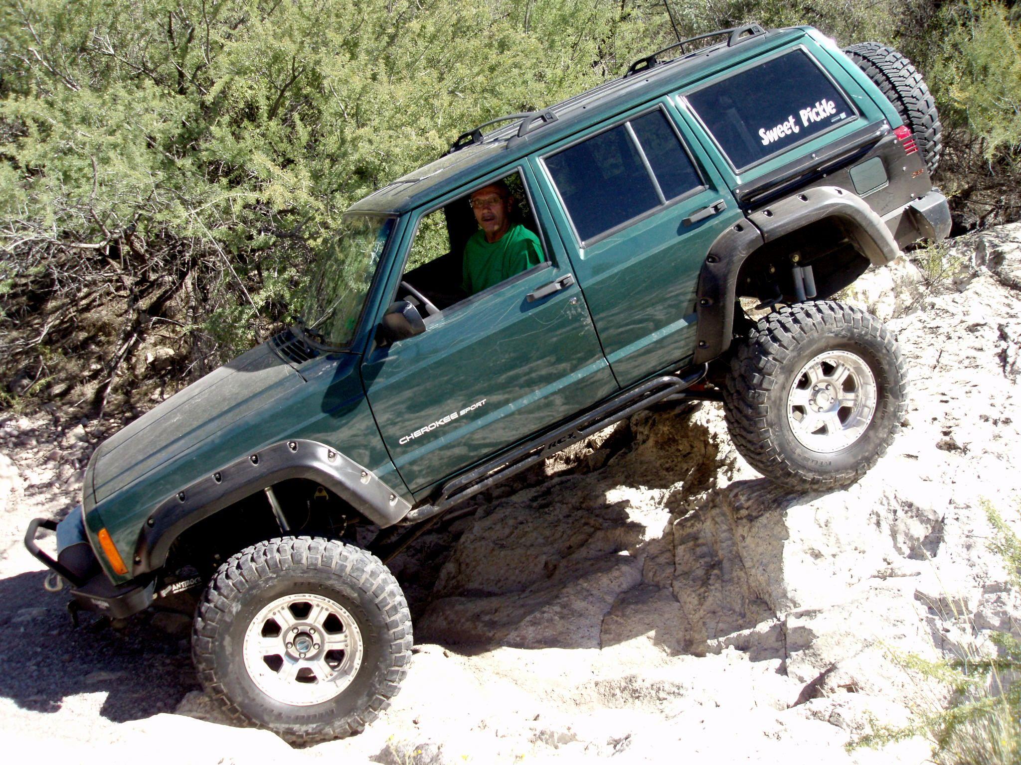 Bulldog canyon near gold canyon arizona jeep trails
