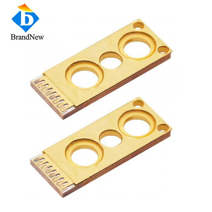 200w 940nm Cw Single Bar Laser Diode In 2020 Diode Technology