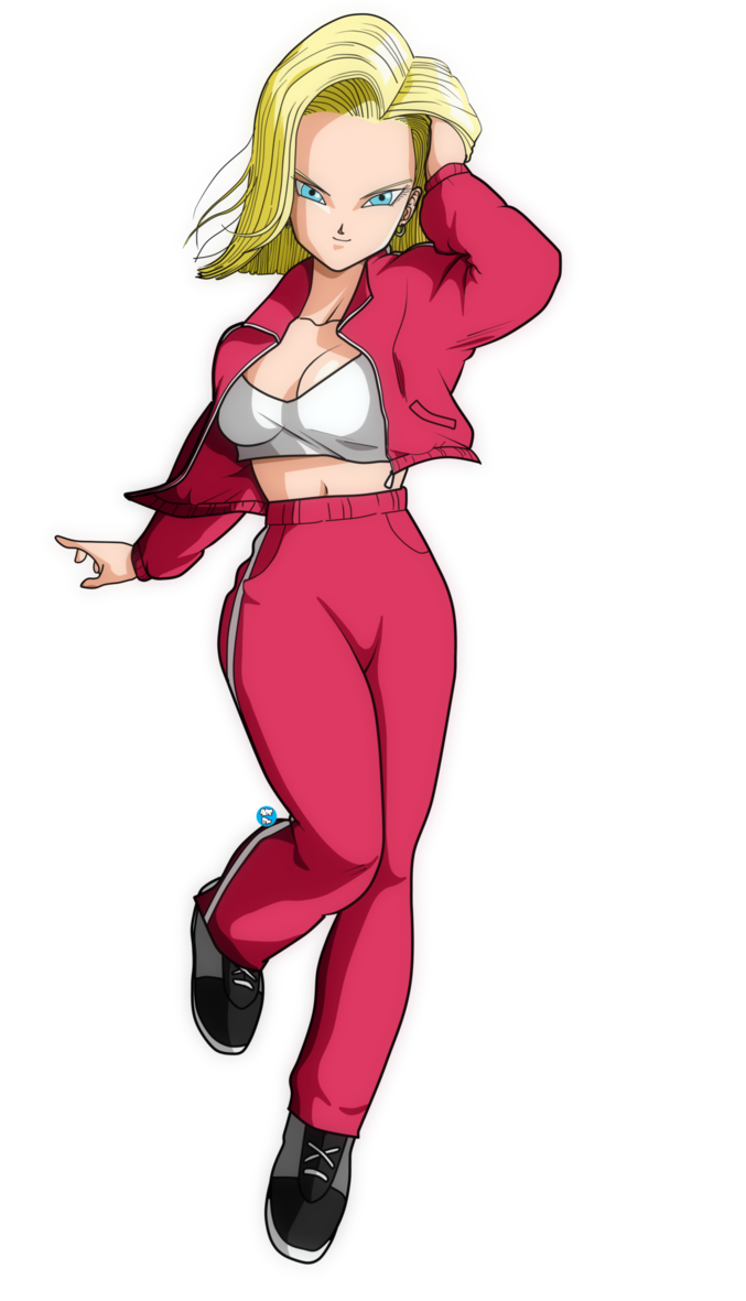 Android 18 In T O P Render By Adeba3388 Anime Dragon Ball Super Dragon Ball Super Manga Anime Dragon Ball