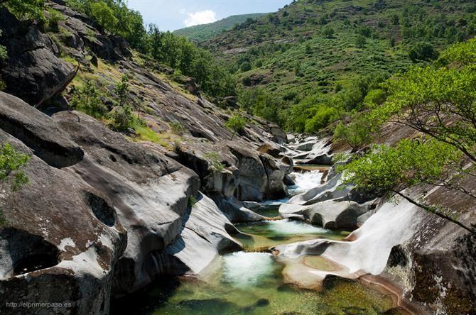 Réserve naturelle Garganta de los infiernos, Valle del Jerte - Cáceres (Espagne)