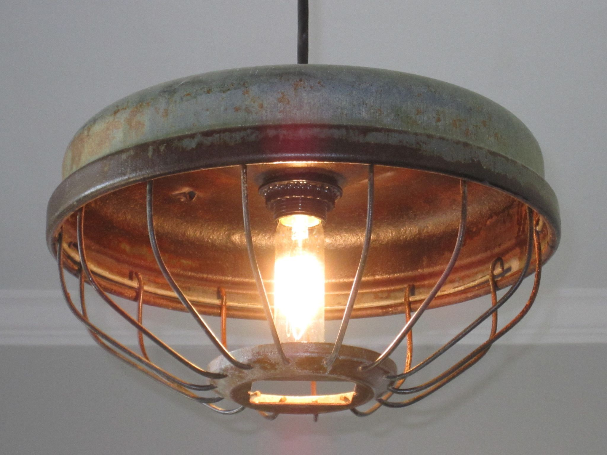 Chicken feeder industrial pendant light chicken feeders pendant