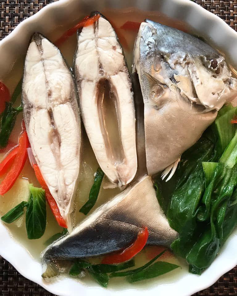 Casa Baluarte Filipino Recipes Sinigang Na Isda Sinigang Na Pompano Sinigang Fish Recipe Filipino Sinigang Soup Recipe