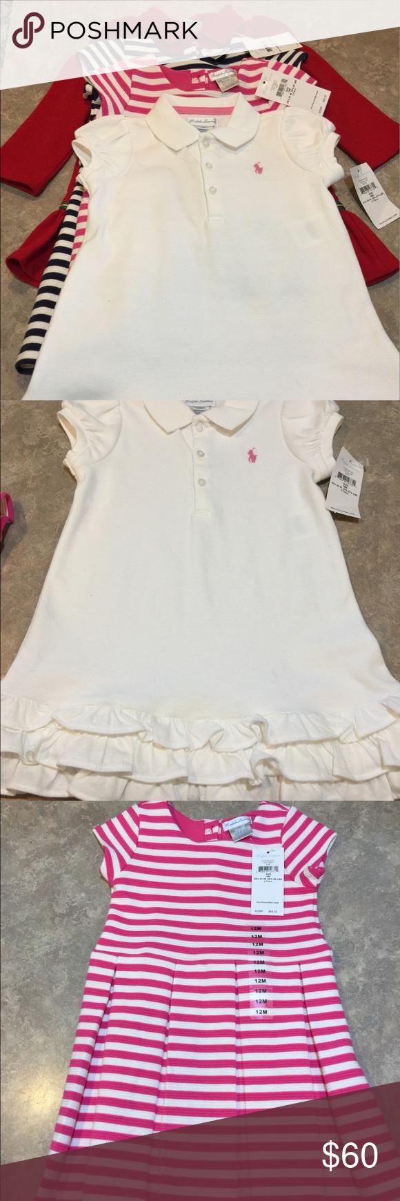 0ad083c2 4 Ralph Lauren Little Girls Dresses NWT NWT | My Posh Picks ...
