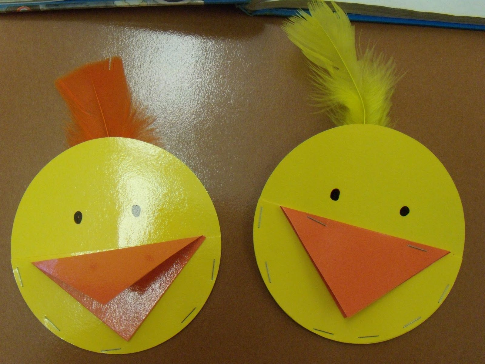 Easy Chickens For Farm Theme As Well As The Wolf S Chicken