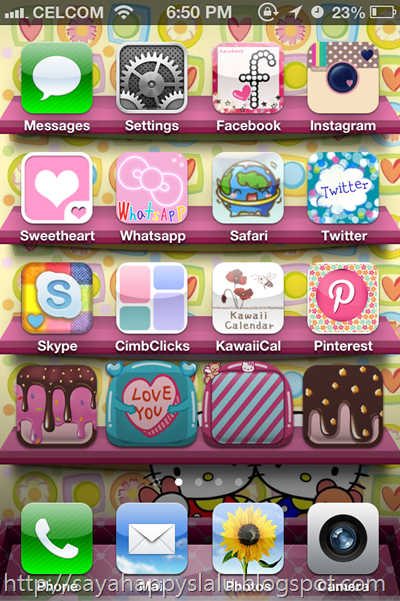 cocoppa icons Google Search Phone icon, Cute icons
