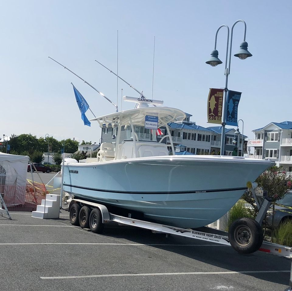 Come join the fun at the Ocean City Tuna Tournament