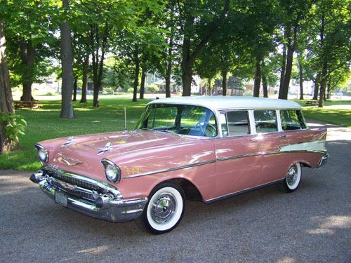 1957 Chevrolet Bel Air Station Wagon Shop Safe This Car And Any