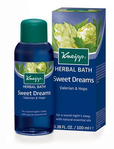 Kneipp Deep Sleep Bath Oil B Ellen Herbal Bath Herbalism Bath Oils