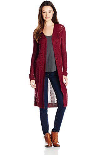 49de813f422 Angie Junior s Long Sleeve Cardigan