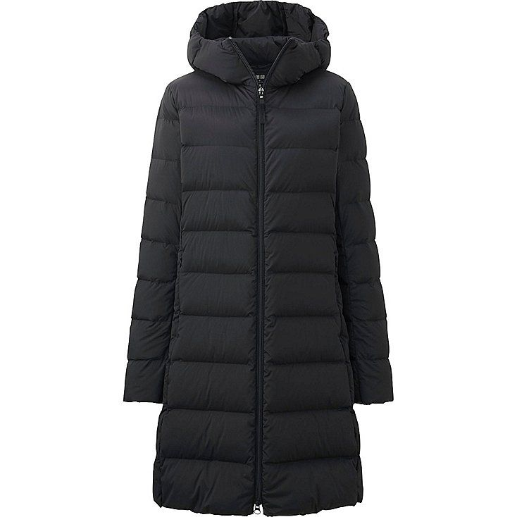fddbd018099 Shop online for WOMEN ULTRA LIGHT DOWN STRETCH HOODED COAT at UNIQLO US.