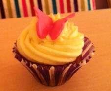 Rezept Eierlikör-Cupcakes von Ela-Vanilla - Rezept der Kategorie Backen süß