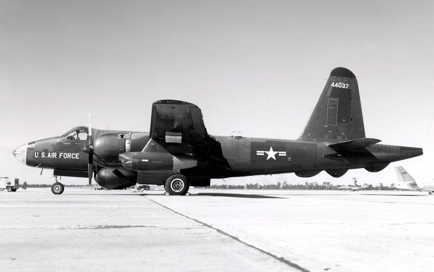 Lockheed RB-69A Neptune 061122-F-1234P-007 - Lockheed P-2 Neptune - Wikipedia, the free encyclopedia