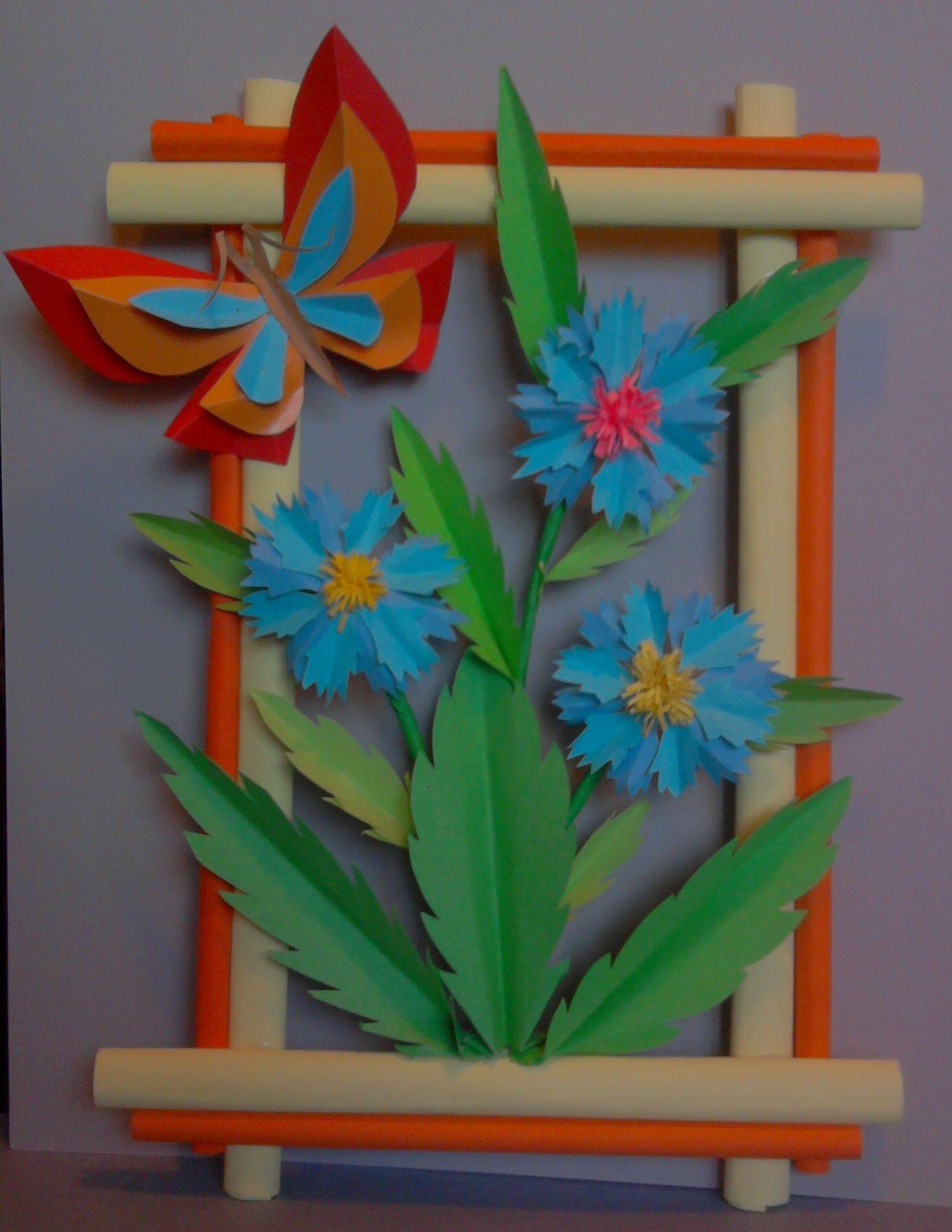 Kwiaty Z Papieru Ikebana Prace Plastyczne Dariusz Zolynski Flowers Paper Paper Flowers Orgiam Vesennie Podelki Detskie Podelki Detskie Osennie Podelki