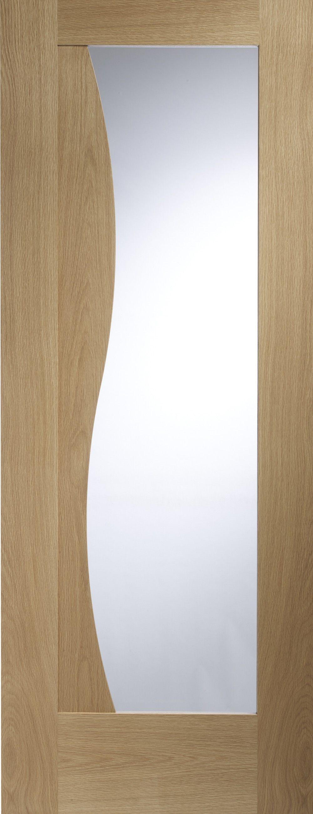 XL - GOEMI30 Emilia Internal Oak Door with Clear Glass & XL - GOEMI30 Emilia Internal Oak Door with Clear Glass | Wonderful ... pezcame.com