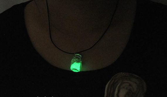 bib necklace statement necklace Make a wish bottle by girljewelrys, $15.99