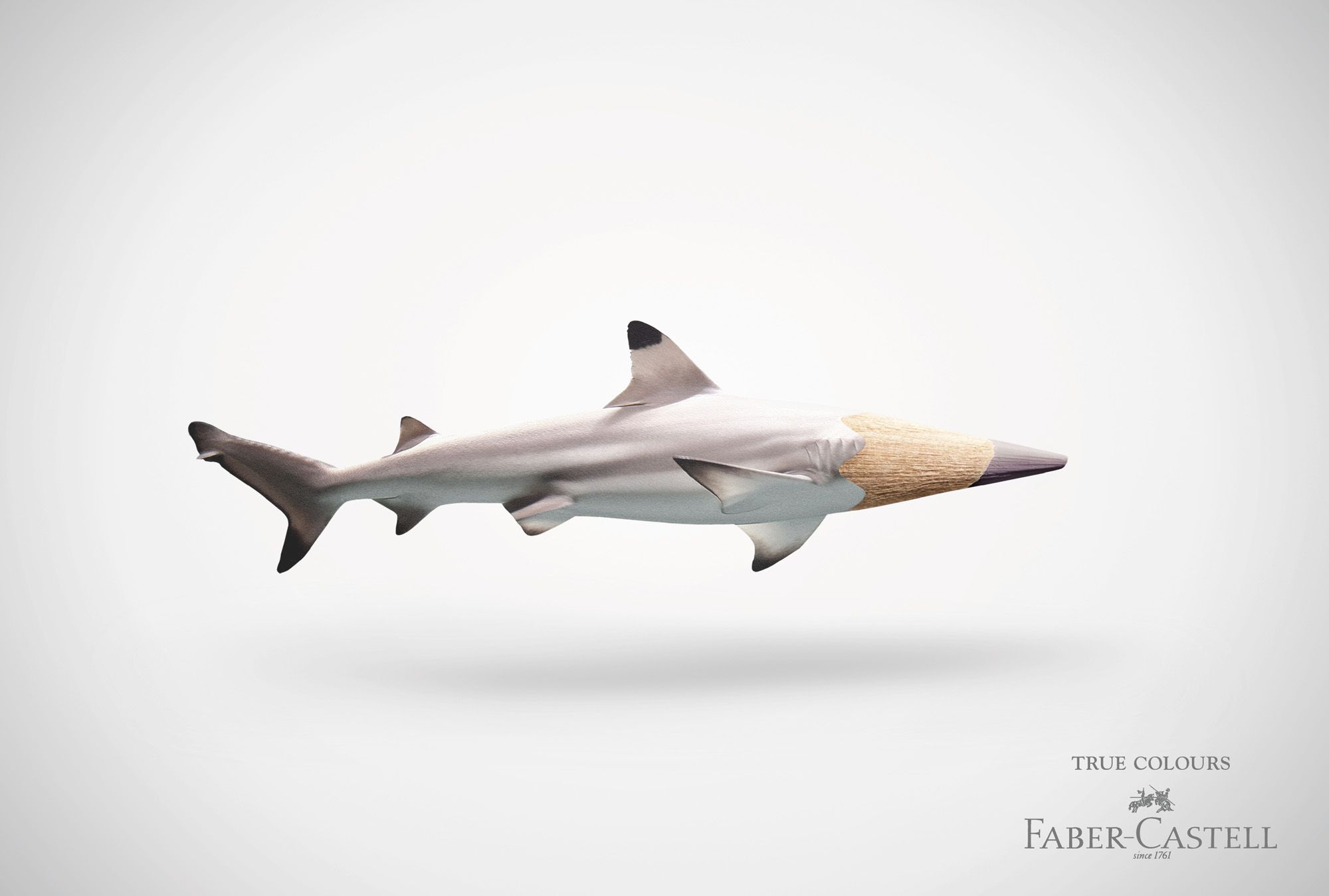 Faber Castell True Colours Advertising Agency Serviceplan Munich Germany