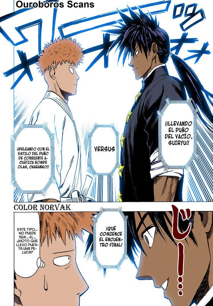 Saitama vs Suiryu by on