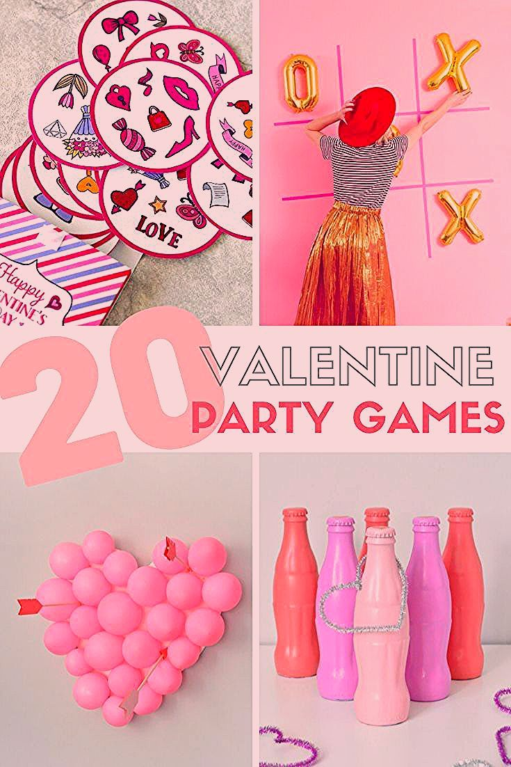 Photo of 20 Valentine Party Games for Kids and Adults