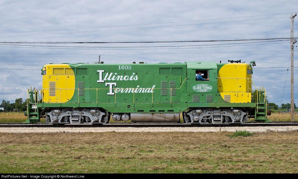 Photo 1605 Illinois Terminal Railroad
