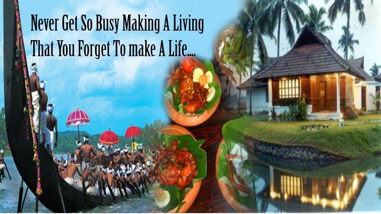 Explore the mesmerizing beauty of Kerala