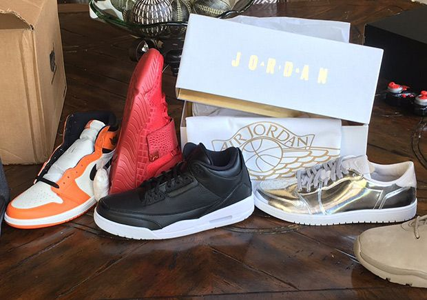 #sneakers #news  Dez Bryant's Latest Jordan Care Package Includes Some Yet-To-Release Heat