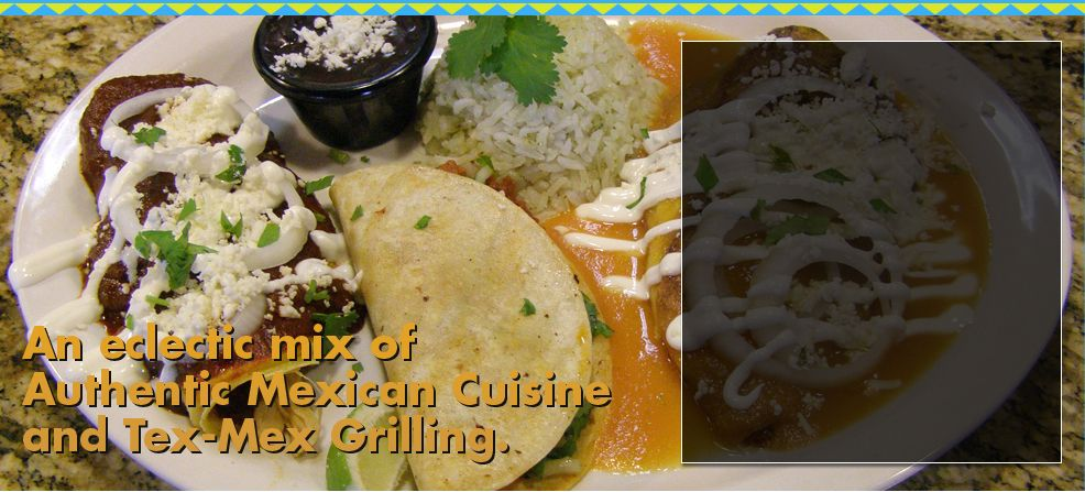 Authentic Mexican Food - Somerville, NJ - Casa Luna Mexican Grill